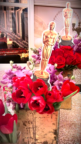 Oscar Party as seen on Windy City Live - free Oscar printables