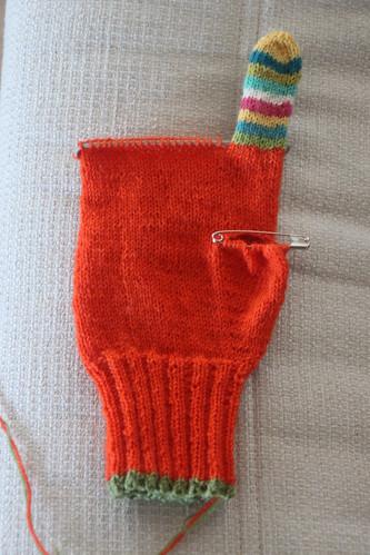gloves for anke.