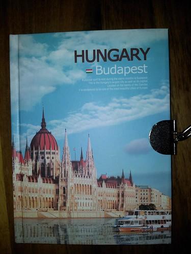 Magyarország füzet