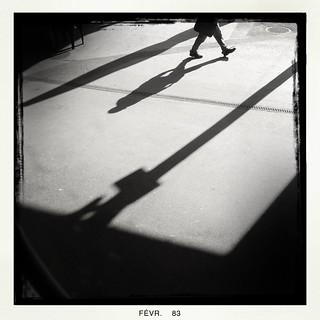 #62 - Le marcheur