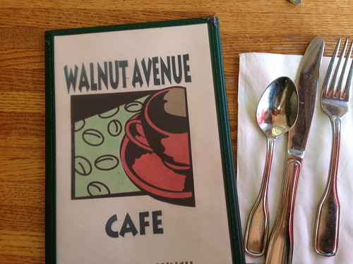 walnut cafe :: santa cruz