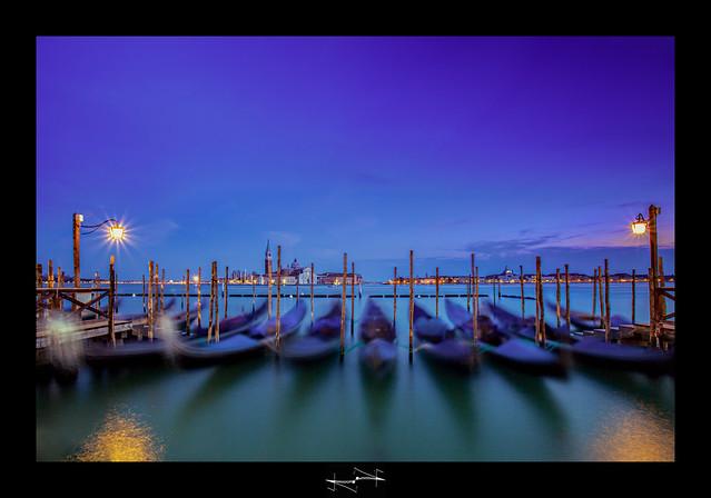 Venise ville des amoureux