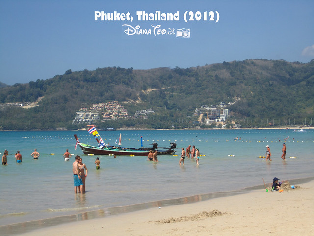 Phuket Day 2 - Patong Beach 03