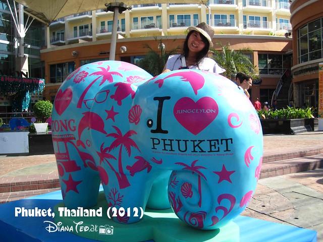 Phuket Day 2 - Jungceylon 06