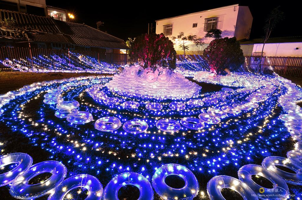 2013北港燈會 歸途 媽祖魚重返大海