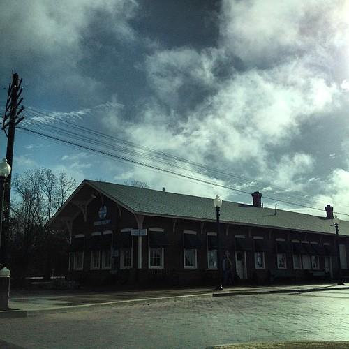 Pauls Valley Depot