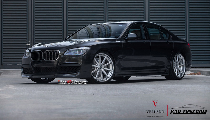 Bmw 750 L Vellano Wheels Vso Concave Vellano Forged Wheels Blog