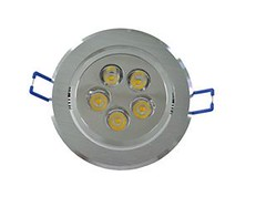 LED Ceiling Light-WS-CL5x1W02