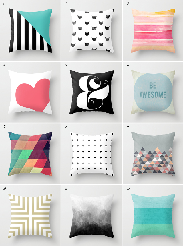 society6-pillows