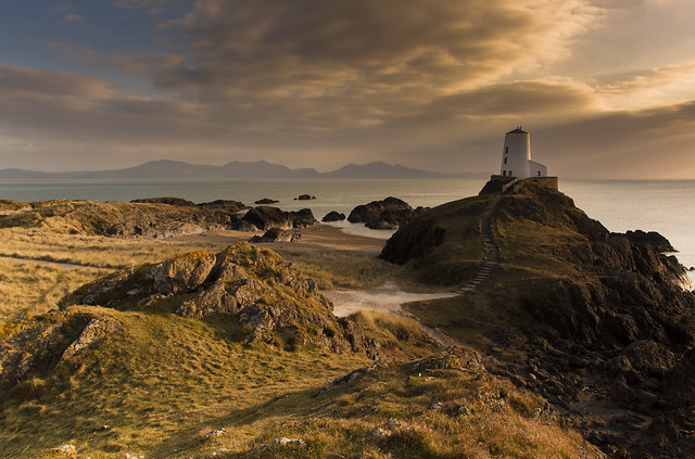Llanddwyn Lighthouse - Explored