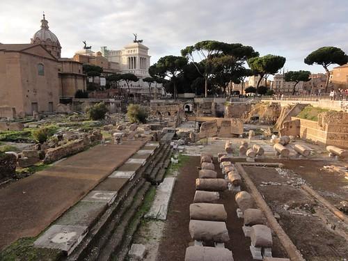 Roman Forum Archeology
