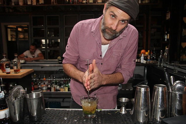 The Eveleigh Dave Kupchinsky's Perfect Mint Julep cocktail recipe by Caroline on Crack