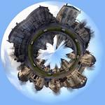 Place Royale à Saint-Germain-en-Laye 78100