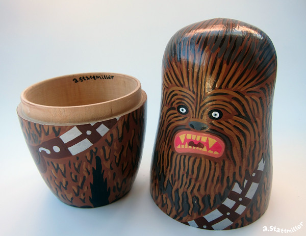 Star Wars Nesting Dolls 03