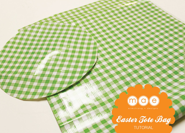 Easter Tote Bag Tutorial