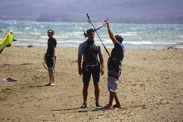 Kiting in Playa Copal, Costa Rica 22