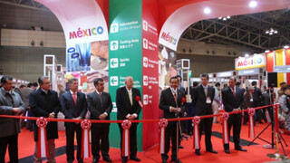 Semana de promoción de alimentos y bebidas de México en Japón