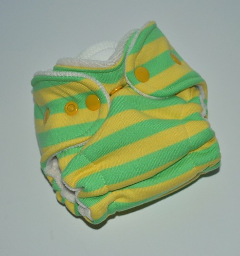 Bumstoppers Newborn Inchworm Hybrid Fitted **New Style**