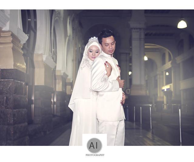 Pakej Fotografi Perkahwinan Di Datuk Keramat Kuala Lumpur 2013