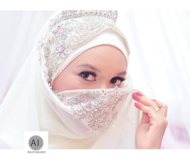 Jurugambar Perkahwinan Di Setapak | Kuala Lumpur