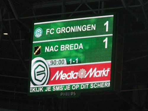 8540660126 0953baca52 FC Groningen   NAC Breda 1 1, 8 maart 2013