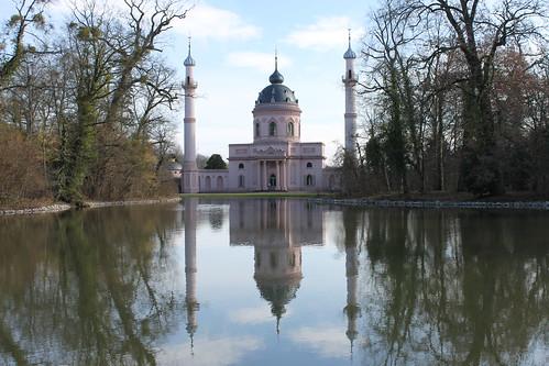 2013.03.09.151 - SCHWETZINGEN - Schwetzinger Schlossgarten - Rote Moschee