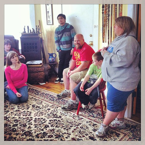 Missionaries Laura and Jay Sims share their story. #wewillgo #missionaries #homeschoolers #lifeatwewillgo