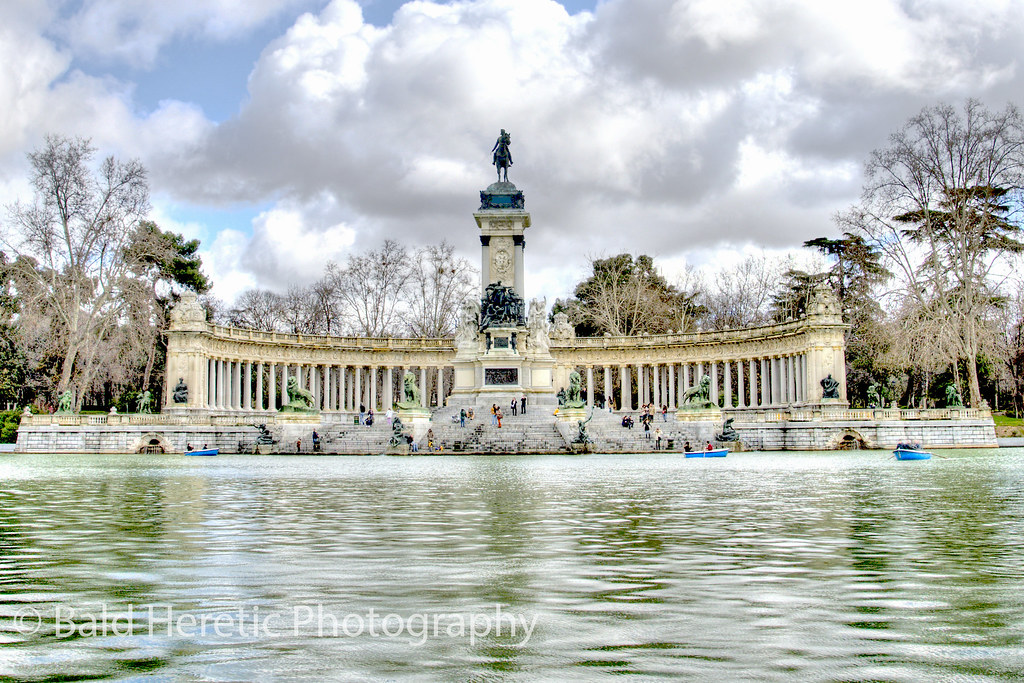 Monumento Alfonso XII - Madrid