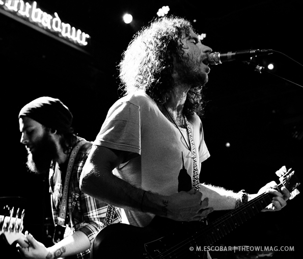 The Mowglis @ The Troubador, LA 3/7/13