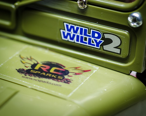 Tamiya Wild Willy 2.
