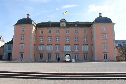 2013.03.09.062 - SCHWETZINGEN - Schwetzinger Schlossgarten - Schloss Schwetzingen