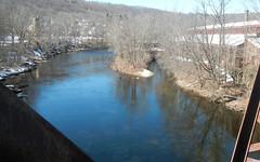 Farmington River and the Collins Co.