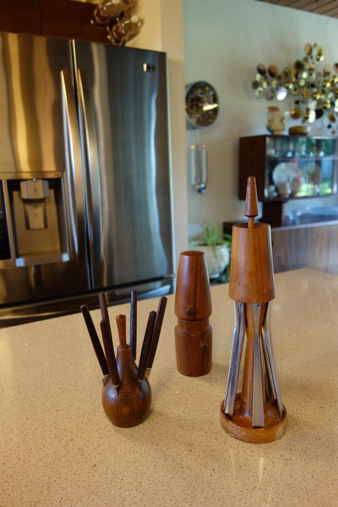 MId-Century Kitchen Gadgets | 2013 Portland Modern Home Tour ...