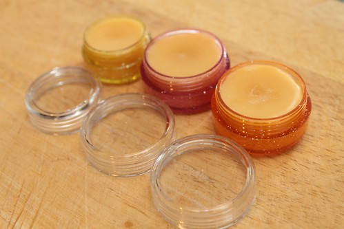 DIY Lotion / Lip Balm
