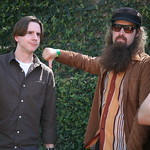 Thu, 14/03/2013 - 3:37pm - The Beards at Hotel San Jose for WFUV during SXSW 2013. Hosted by Russ Borris. Photo by Laura Fedele
