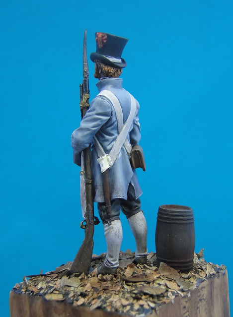 French Soldier - Alexandro Models 70mm 8558283327_e1c9c8a9ab_z