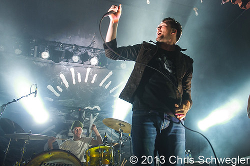 Anberlin - 03-15-13 - Saint Andrews Hall, Detroit, MI
