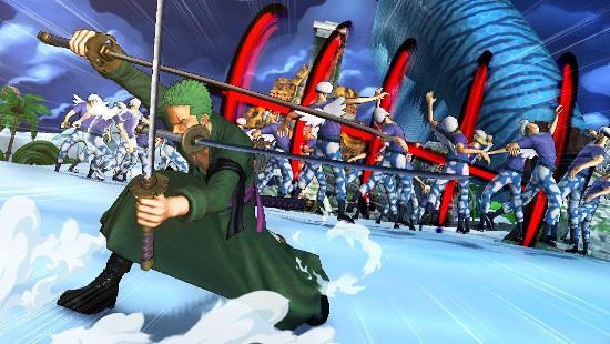 Divulgados Novos Vídeos de One Piece: Pirate Warriors 2!