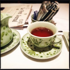 Once again suffering from a severe case of #teacupsenvy | #hanoi #alfmvietnam #vietnam #tea