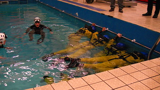 Underwater evacuation (BRIEFING)