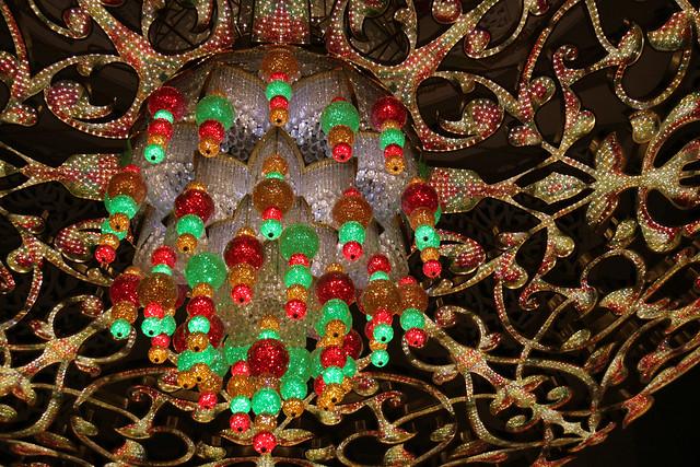 La espectacular Mezquita Sheikh Zayed en Abu Dabi 8567491874_5c1b9e0207_z