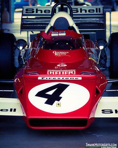 1971 Ferrari 312 B2 by autoidiodyssey
