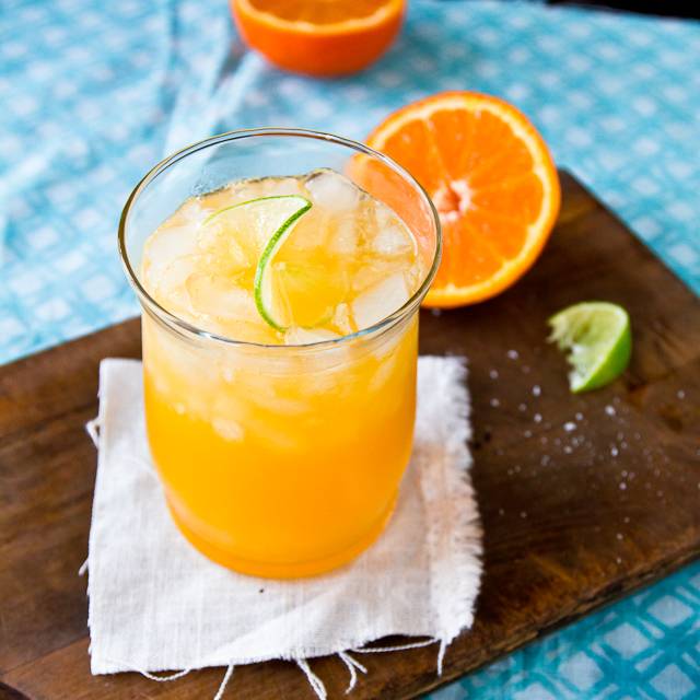 Tangelo Margarita