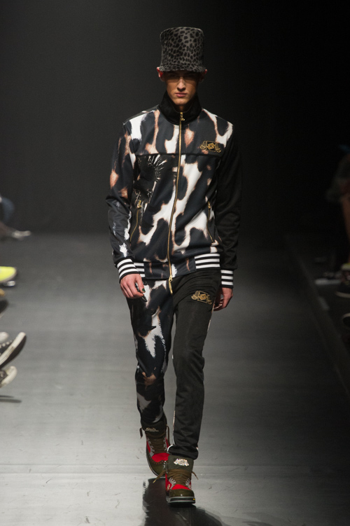 FW13 Tokyo DRESSCAMP015_Robin Barnet(Fashion Press)