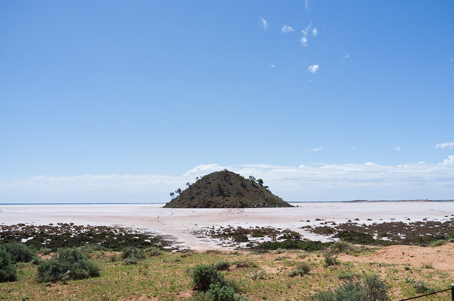 Lake Ballard expedition