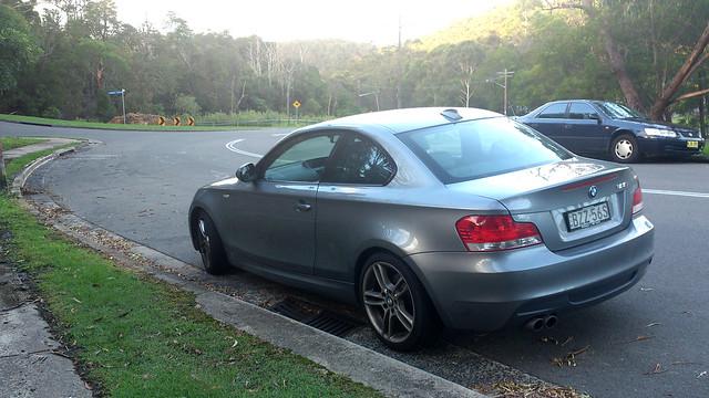 BMW 125i (E82)