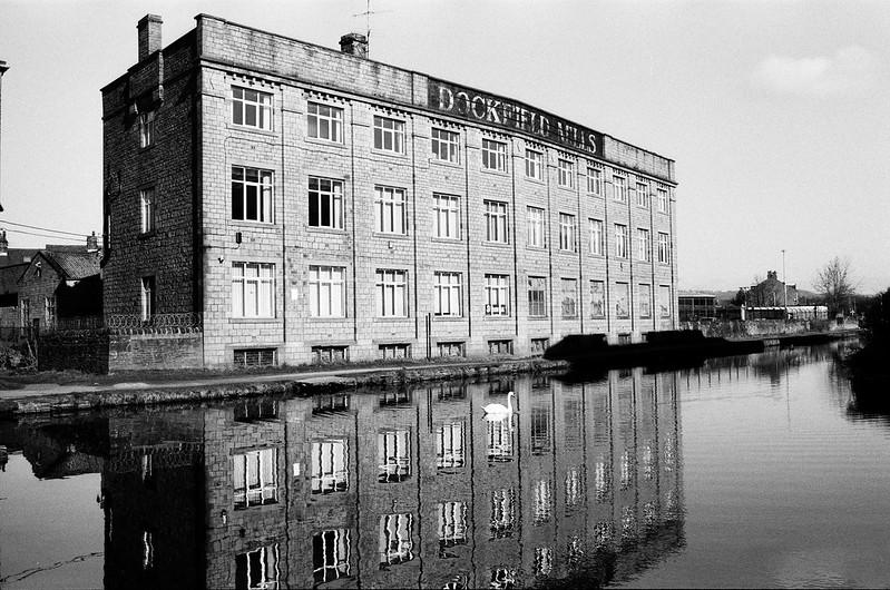 015 Dockfield Mills, Leeds-Liverpool canal