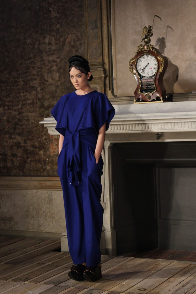 Jean Paul Lespagnard FW 2013 collection