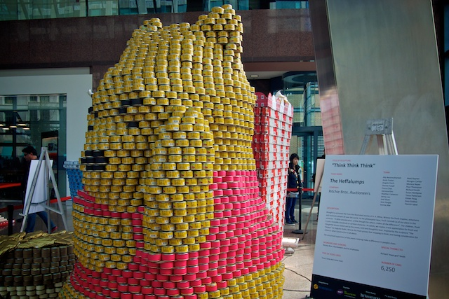 Canstruction Vancouver 2013 187 Vancouver Blog Miss604
