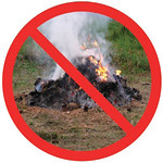 Restricted Fires - Burn Ban in Effect
